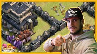 GODS OF COC - CLASH OF CLANS - AnikiloEnTuClan #38 - GUERRA CON SUSCRIPTORES