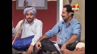 BEST COMEDY OF BHAGWANT MANN | JUGNU HAZIR HAI | EPISODE-50 SEG-2 | MH ONE MUSIC