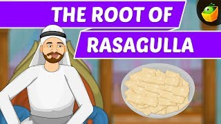 The Root of Rasagulla | Tenali Raman In English | Animated Stories