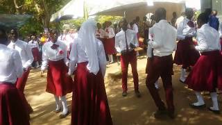 Graduation Nyiendo Secondary School