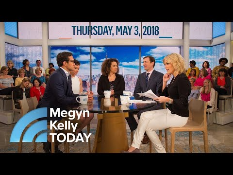 Why Did Rudy Giuliani Admit President Donald Trump Reimbursed Michael Cohen Megyn Kelly TODAY
