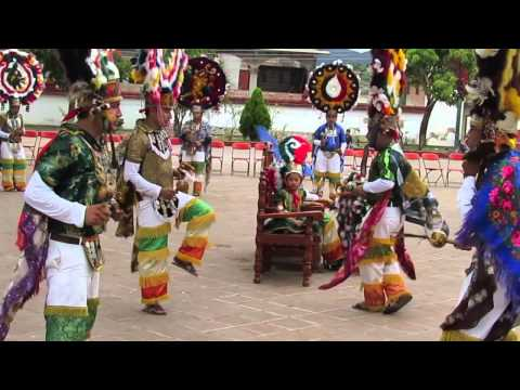 Danza de la Pluma Teotitlan del Valle 2014