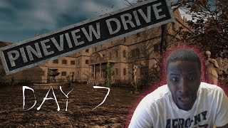 Pineview Drive Gameplay Walkthrough DAY 7 I THINK THE CAT IS ALIVE!!! ( HORROR GAME )