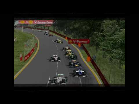 F1 Challenge 2010 _ Mod F1 Delux
