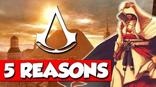 5 Key Reasons Assassin's Creed is Skipping 2016