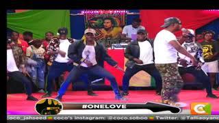Stamminah Gusto Live #OneLove