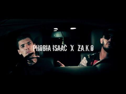 PHOBIA ISAAC X ZA.K.O - 3DAB EL MOUT (CLIP OFFICIEL)