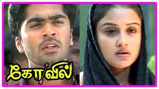 Kovil Movie Climax Scene | Nassar realise his mistake | Simbu and Sonia unite | End Credits
