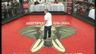 BFC DUEL_Teddy Turnawan(BFC) vs Tirta Prabowo (Tiger Shark) 57 kg