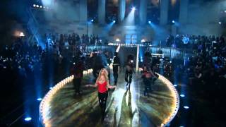 Britney Spears - Toxic (Best Performance!) HD (Abc Special)