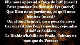 Sadek Les Baise - Paroles