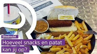 Sliedrechtse cafetaria introduceert 'all you can eat'