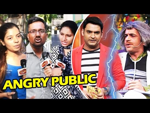 Kapil Sharma ASSAULTS Sunil Grover - ANGRY PUBLIC REACTS