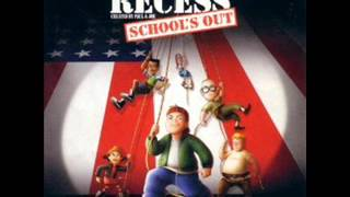 Recess: School's Out OST 08 Green Tambourine