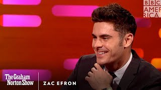 Zac Efron Can Seriously Work A Pole - The Graham Norton Show