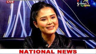 SUSHMITA Singer/Actor On Manung Hutna 02 December 2017