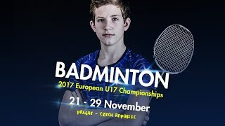 Group Stage (Day 1, Session 1) - 2017 European U17 Team Championships