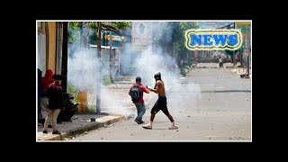 News Nicaragua government agrees to international probe into deadly protests