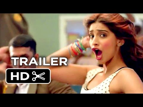 Xxx Mp4 Khoobsurat Official Trailer 1 2014 Sonam Kapoor Romantic Comedy HD 3gp Sex