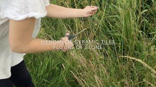 Handmade Ceramic Tiles - Floors of Stone