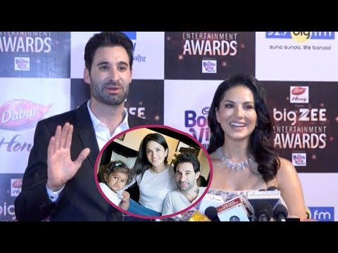 Sunny Leone and Daniel Weber REVEAL Cute Details About Baby Nisha