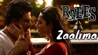 Zaalima - Promo  Raees  Shah Rukh Khan  Mahira Khan  Arijit Singh  Harshdeep Kaur  JAM8 uploaded on 07-04-2017 532 views