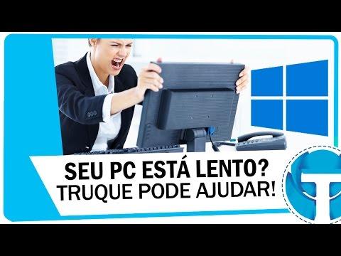 Seu PC está lento? confira este truque