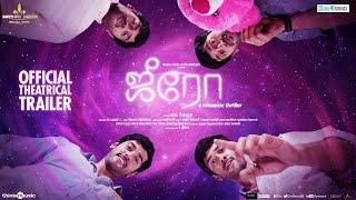 Zero Official Theatrical Trailer | 2K | Ashwin | Sshivada | Nivas K Prasanna | Shiv Mohaa