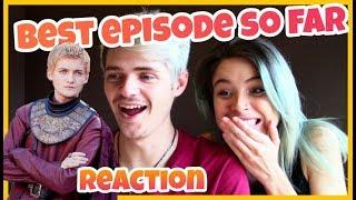 JOFFREY GETS B*TCH SLAPPED | Season 2 Episode 6 | Game of Thrones Reaction Video