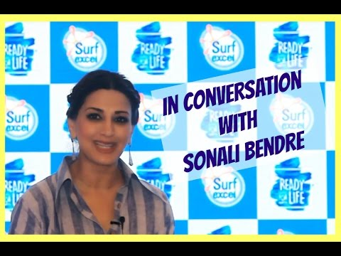 Sonali Bendre On Motherhood, Work Life Balance And Learnings As A Parent