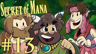 Secret of Mana Let's Play #13 - Blind Mana's Holiday