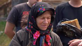 "Russian hermit Agafia Lykova and MIREA volunteers.  ""The Sacrifice""  (with English subtitles)"