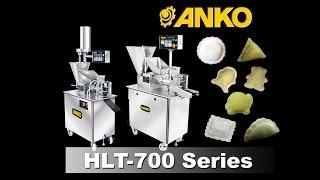 How To Make Dumpling By ANKO Machine (HLT-700XL)