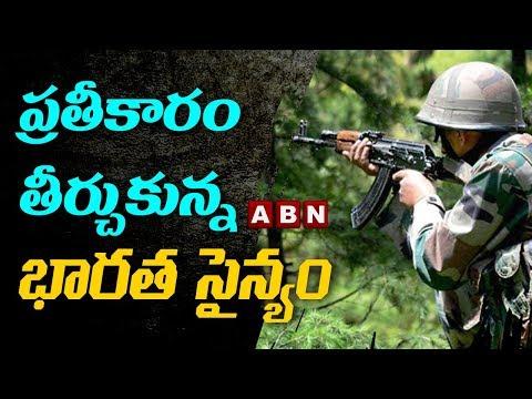 Xxx Mp4 2 Extremists Slayed 4 Army Men Martyred In Pulwama Confrontation ABN Telugu 3gp Sex