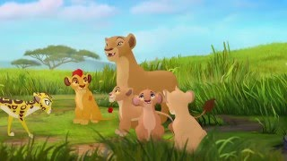 The Lion Guard: Fuli & the Royal Family | Fuli's New Family HD Clip