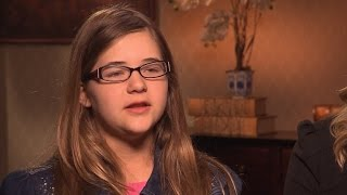 Girl Suffering Painful Illness Says After Falling From Tree Jesus Cured Her