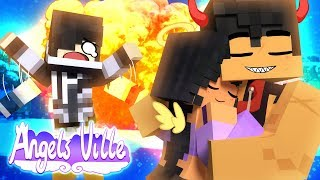 Aphmau's Aphmazing Gift   Angelsville [Ep.16]   Minecraft Survival