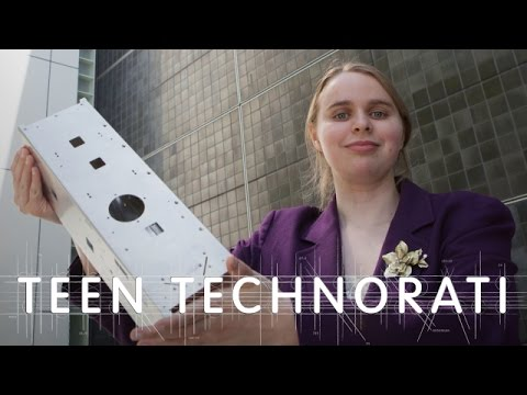 Xxx Mp4 Meet Rebecca Jolitz The 19 Year Old Thiel Fellow Who Wants To Disrupt The Satellite Industry WIRED 3gp Sex