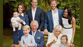 REVIEW Of NEW Photographs Released Of Prince Charles & Dynasty - Mark 70th Birthday!