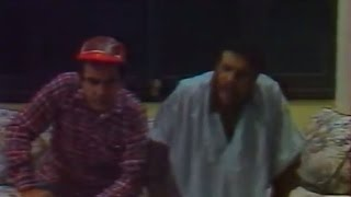 مسرح البدوي 1985| سلسلة نافذة على المجتمع | حلقة : الجيران | Série Marocaine | Theatre Badaoui