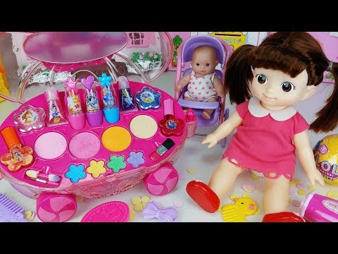 Xxx Mp4 Baby Doll Make Up And Beauty Car Toys Surprise Egg Play 토이몽 3gp Sex