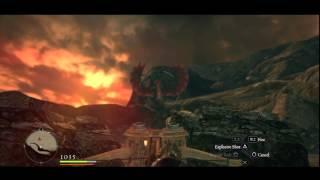 Dragon's Dogma - Grigori Boss Fight