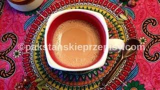 Pakistanska herbata - Pakistani Chai Recipe