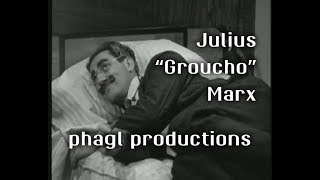 The Wonderful Insults of Groucho Marx