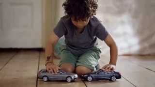 Mercedes Benz TV  crash creative funny ad