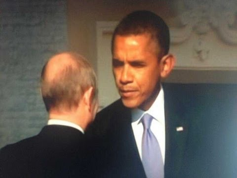 Obama Gives Putin Death Stare; G20 Seating Chart Changed