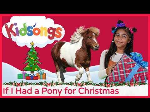watch video if i had a pony for christmas kidsongs kids christmas songs pbs kids playitpk download videos and mp3s - Kidsongs We Wish You A Merry Christmas