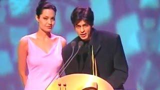 Shahrukh Khan Hosted IIFA Awards With Angelina Jolie