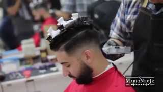 Mens Undercut with Pomp, disconnected undercut, fury hairstyle
