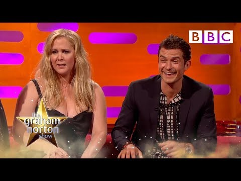 Goldie, Amy, Orlando and John talk dating fails - The Graham Norton Show 2017: Preview - BBC One